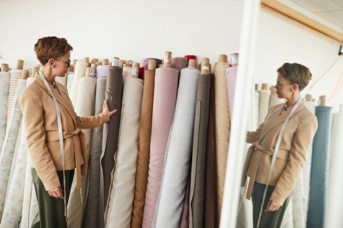 Tekstiler og stoff